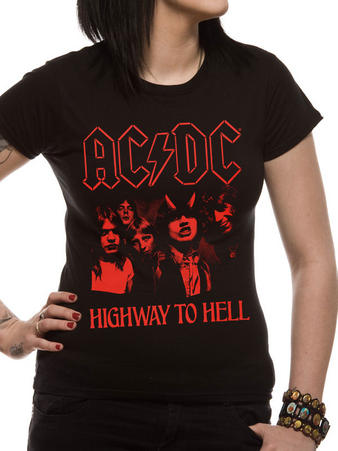 AC/DC (H2H Photo) T-shirt Preview