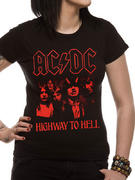 AC/DC (H2H Photo) T-shirt