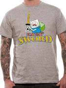 Adventure Time (Eat My Sword) T-shirt