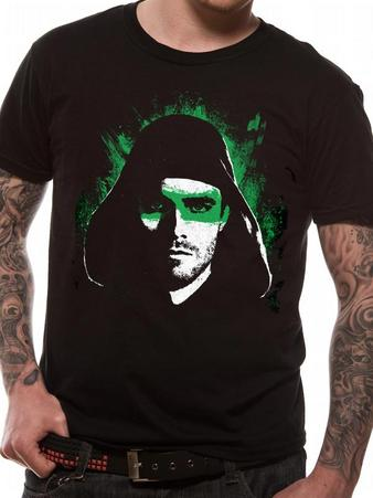 Arrow (Face) T-shirt Preview