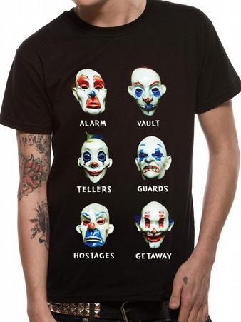 Batman (Theif Mask) T-shirt Preview