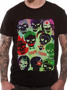 Suicide Squad (Poster) T-shirt