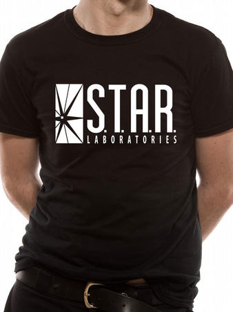 The Flash (STAR Labs) T-shirt Preview
