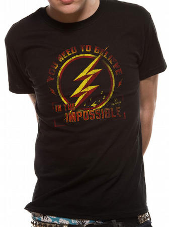 The Flash (TV Logo) T-shirt Preview