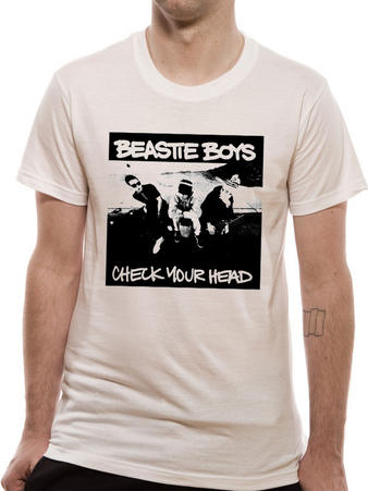 Beastie Boys (Check Your Head) T-shirt Preview