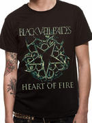 Black Veil Brides (Heart On Fire) T-shirt