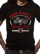 Deep Purple (Speed king) T-shirt