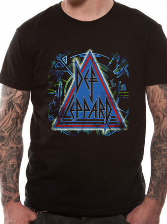 Def Leppard (Hysteria) T-shirt Preview