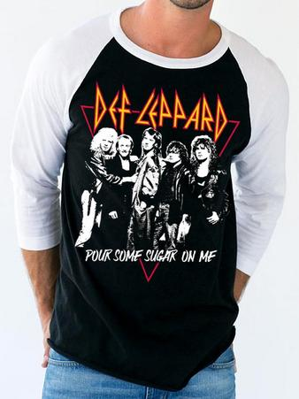 Def Leppard (Pouring Sugar) Baseball Preview