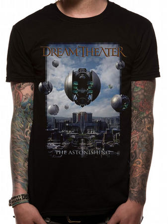 Dream Theatre (The Astonishing) T-shirt Preview