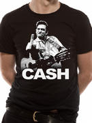 Johnny Cash (Finger) T-shirt