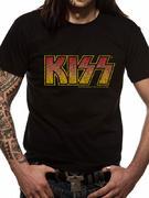 Kiss (Vintage Logo) T-shirt