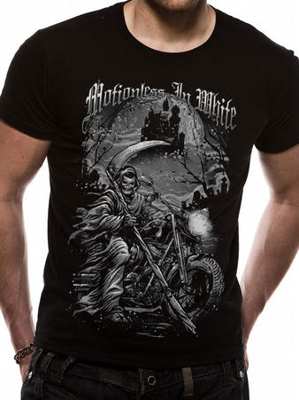Motionless In white (Reaper) T-shirt Preview