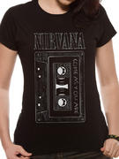 Nirvana (As You Are) Fitted T-shirt