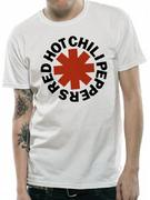 Red Hot Chili Peppers (White Asterix) T-shirt