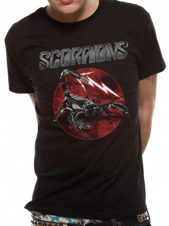 The Scorpions (Logo) T-shirt Preview