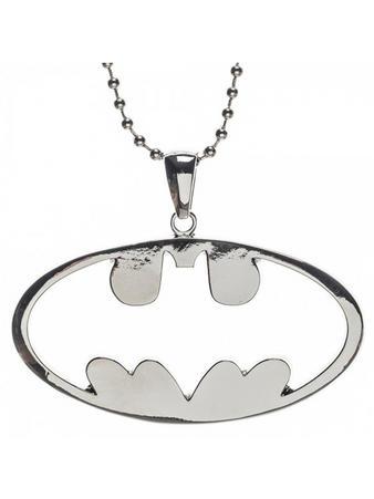 Batman (Cut-Out Logo) Necklace Preview