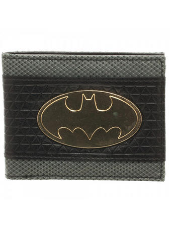 Batman (Logo) Bi-Fold Wallet Preview