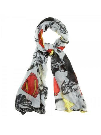 Batman V Superman (Logo) Scarf Preview