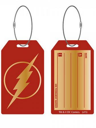 Flash (Logo) Bag Tag Preview