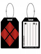 Harley Quinn) Bag Tag