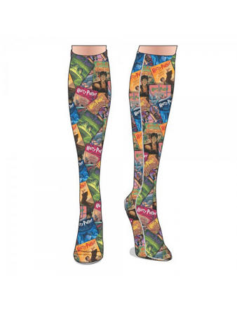 Harry Potter (Sublimated (Knee High) Knee High Socks Preview