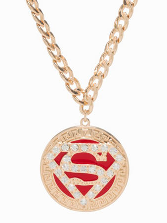 Superman (Logo) Necklace Preview