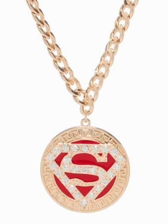 Superman (Logo) Necklace Preview