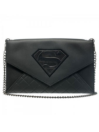 Superman (Shield) Envelope Wallet With Chain Preview