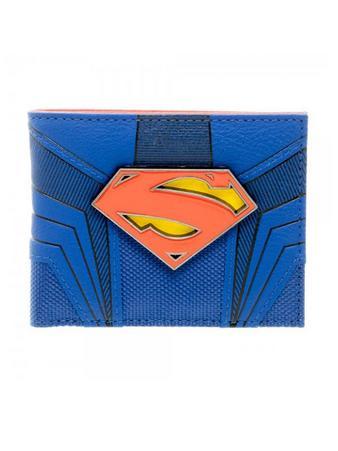 Superman (Suit Up) Bi-Fold Wallet Preview