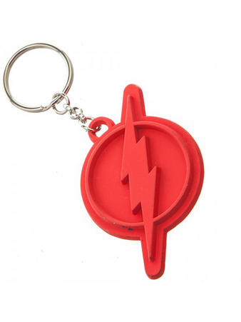 The Flash (Logo) Keychain Preview