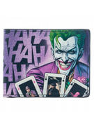 The Joker (Ha Ha Ha) Bi-Fold Wallet