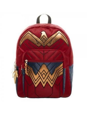 Wonder Woman (Built Up) Backpack Preview