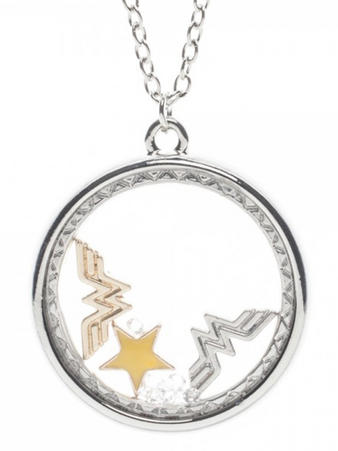 Wonder Woman (Charm) Charm Necklace Preview