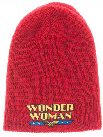 Wonder Woman (DC Comics) Reversible Louch Beanie Preview