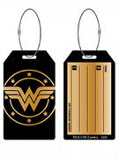 Wonder Woman (Logo) Bag Tag