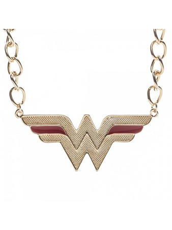 Wonder Woman (Logo) Necklace Preview