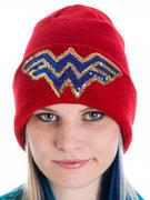 Wonder Woman (Sequins) Cuff Beanie