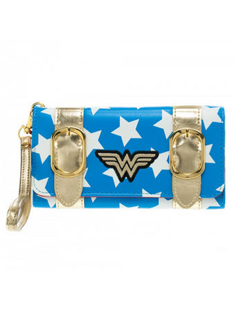 Wonder Woman (Stars) Envelope Wallet Preview