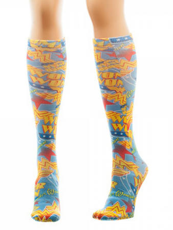 Wonder Woman (Sublimated (Knee High) Knee High Socks Preview
