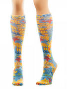 Wonder Woman (Sublimated (Knee High) Knee High Socks