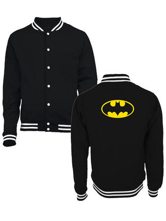 Batman (Logo) College Jacket Preview