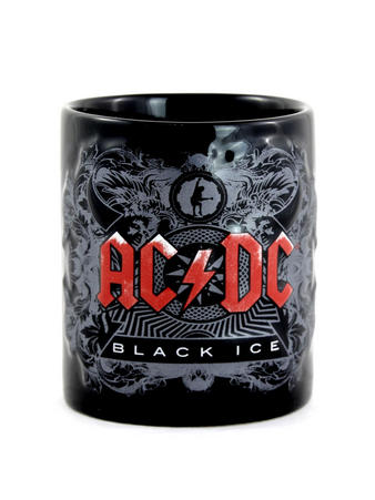 AC/DC (Black Ice) Mug Preview