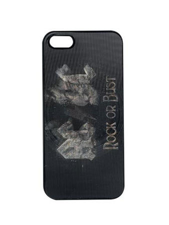 AC/DC (Rock Or Bust) iphone 5 Case Preview