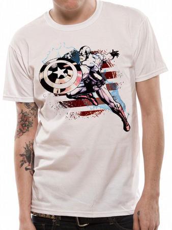 Civil War (Capain America) T-shirt Preview