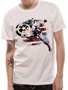 Civil War (Capain America) T-shirt