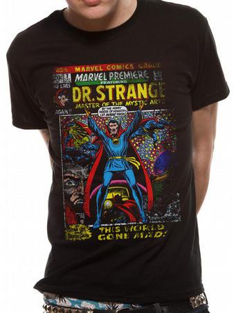 Dr Strange (Mystic Arts) T-shirt Preview