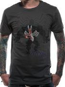 Spiderman (Venom & Logo) T-shirt