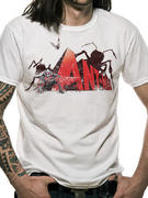 Avengers (Antman Distressed) T-shirt