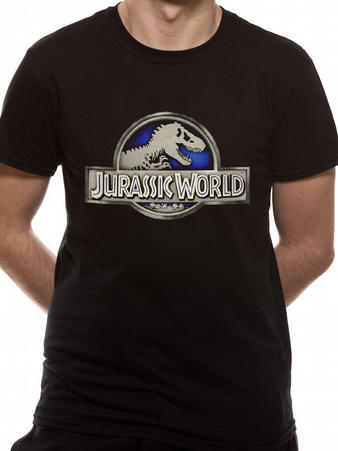 Jurassic World (Logo) T-shirt Preview